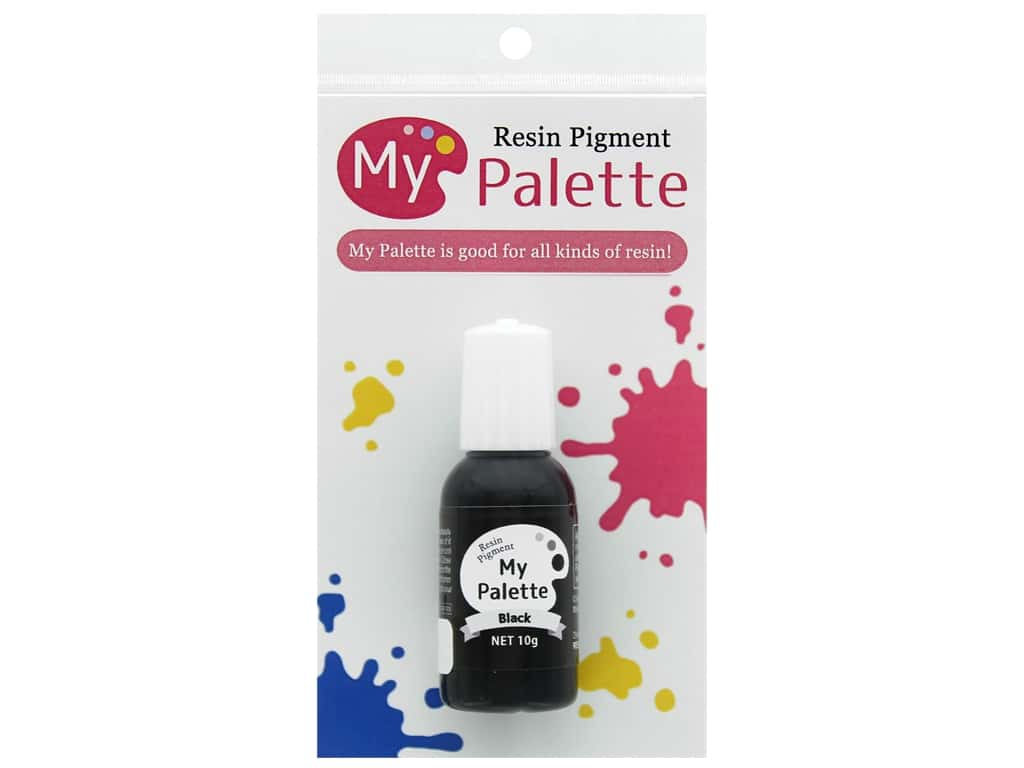 Resinate Accessories My Palette Pigment Ink Black