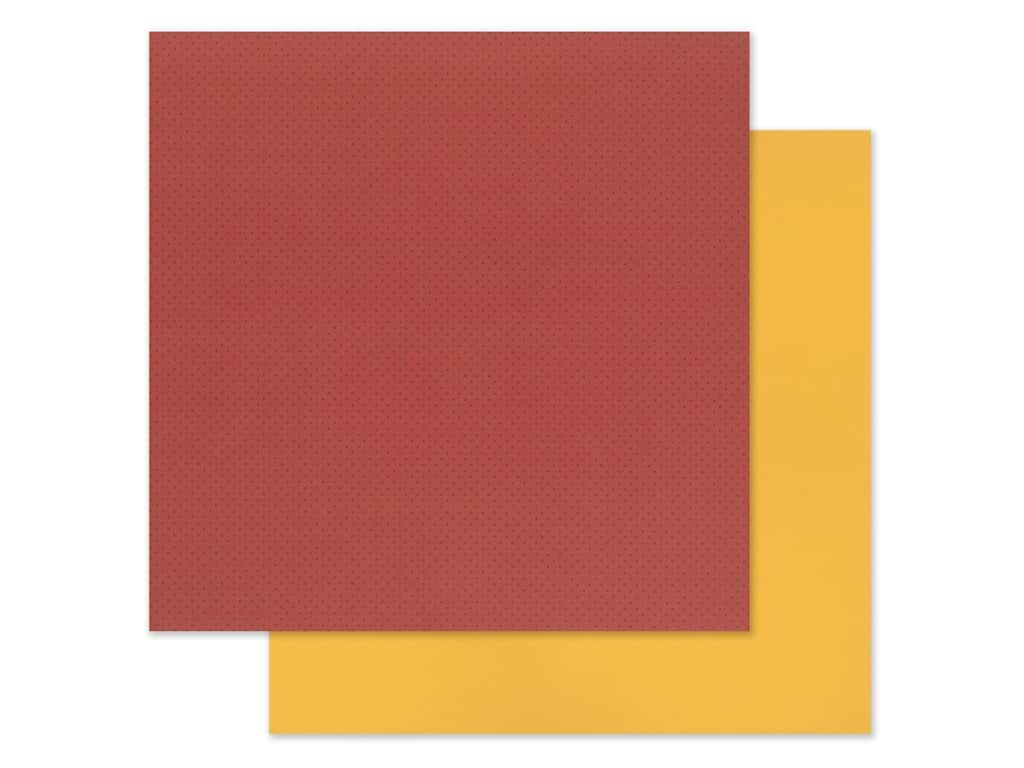 """Photo Play Collection Another Day At The Park Paper 12""""x 12"""" Solids Plus Red/Yellow (25 pieces)"""
