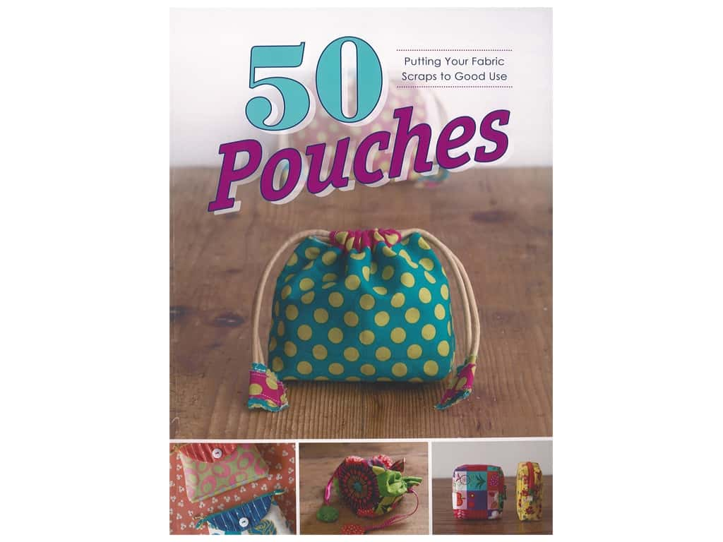 Schiffer Publishing 50 Pouches Book