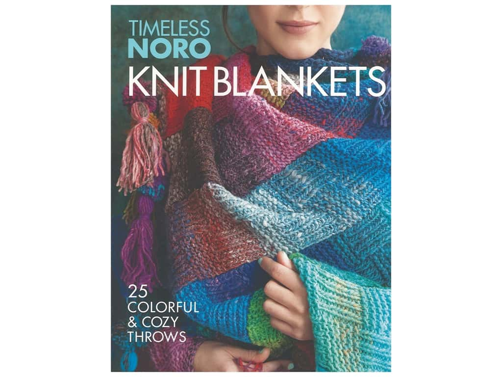 Sixth & Spring Timeless Noro Knit Blankets Book