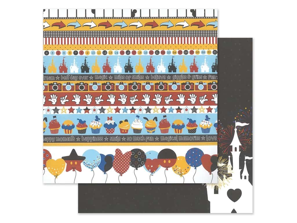 """Photo Play Collection Another Day At The Park Paper 12""""x 12"""" Magic (25 pieces)"""
