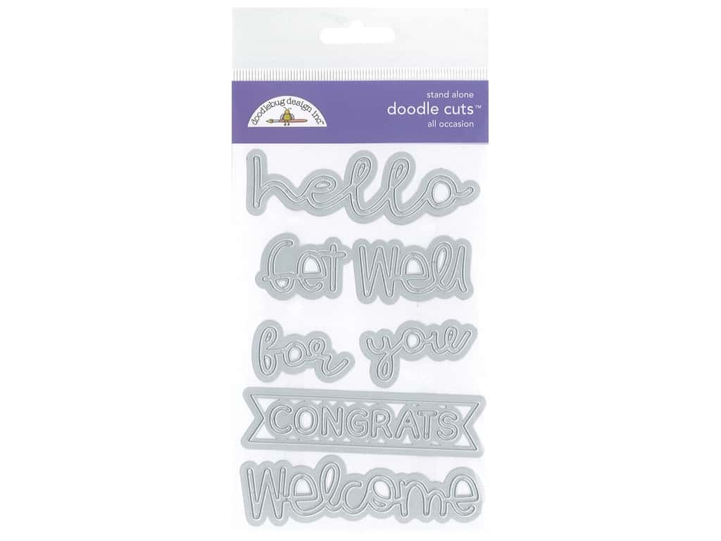 Doodlebug All Occasion Doodle Cuts Die All Occasions