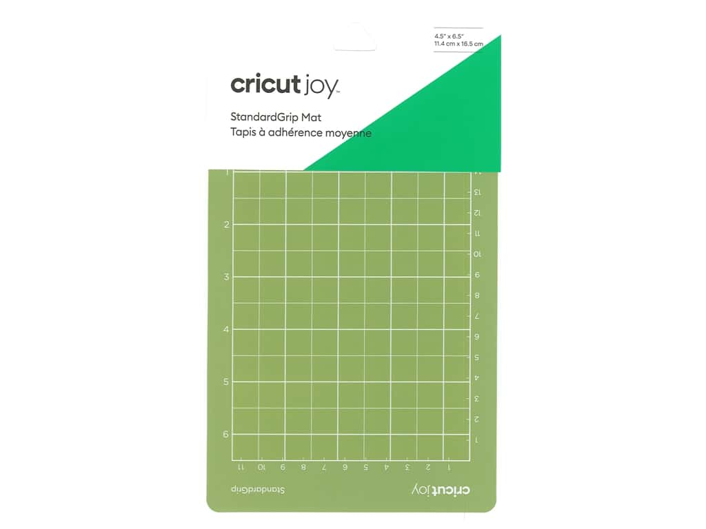 "Cricut Joy Mat StandardGrip 4.5""x 6.5"""