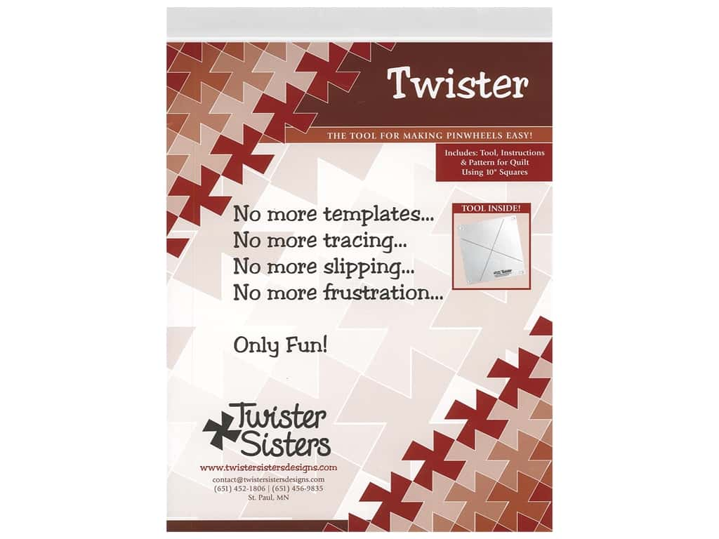 Twister Sisters Tool Twister