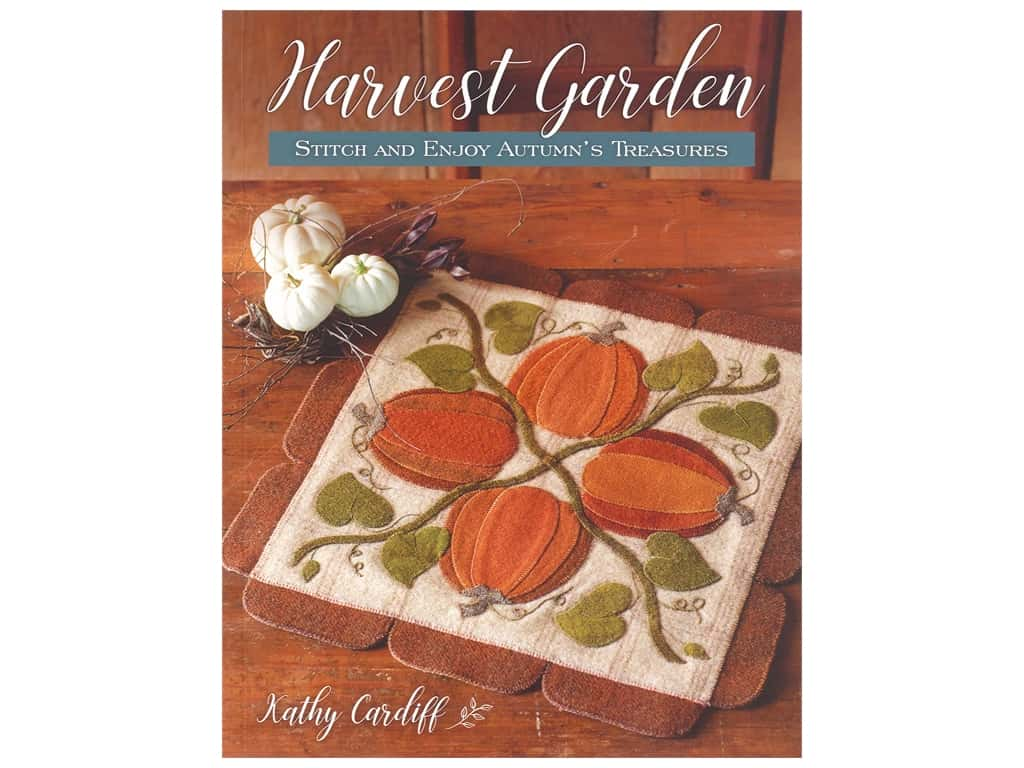 That Patchwork Place Harvest Garden Book