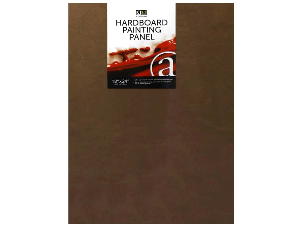 Art Advantage Hardboard Paintng Panel 18 in. x 24 in.