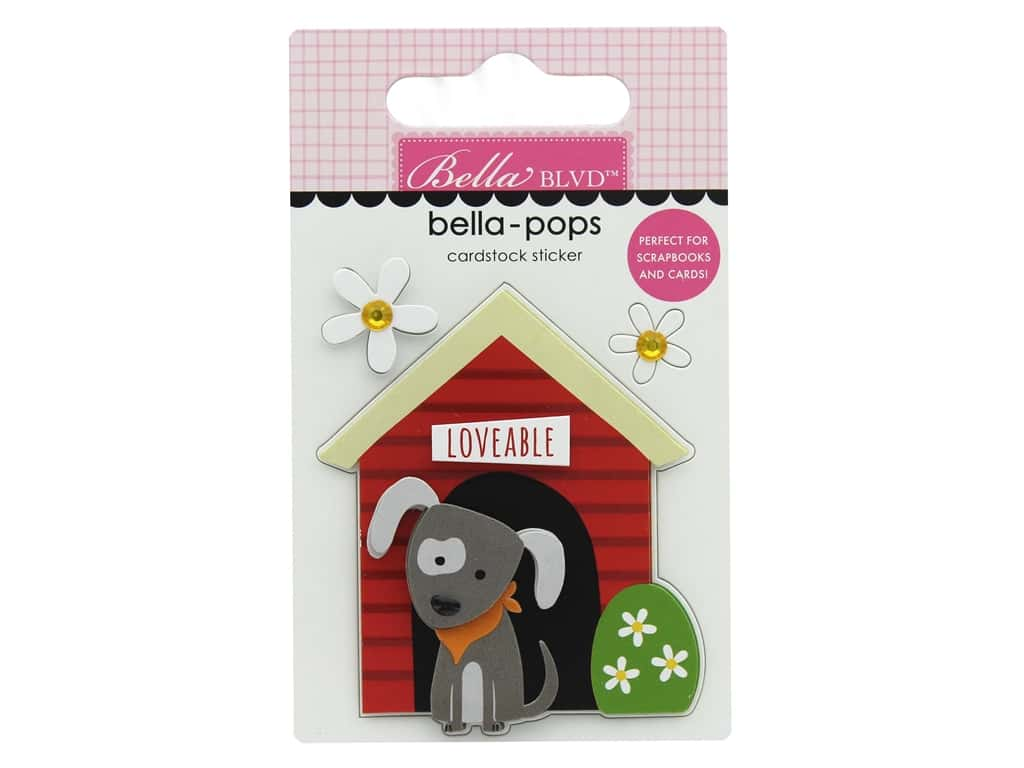 Bella Blvd Collection Cooper Bella Pops Doghouse