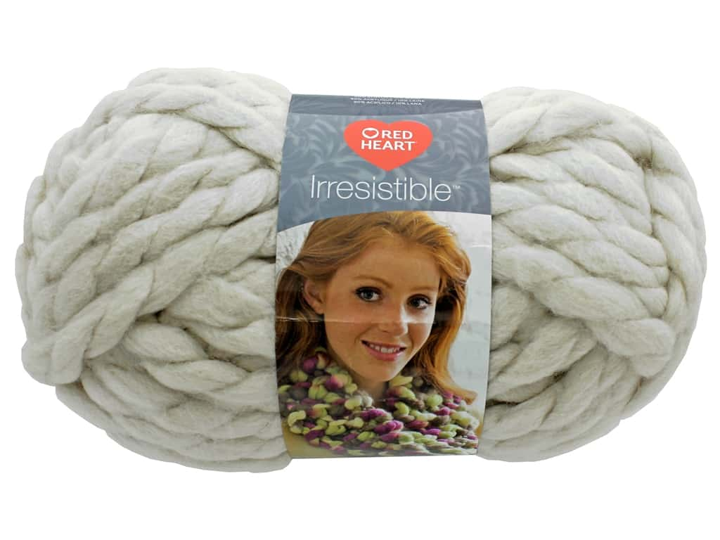 Red Heart Irresistible 29 yd. Oatmeal