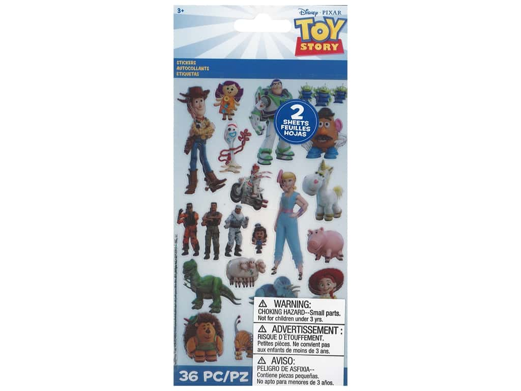 EK Disney Sticker Toy Story