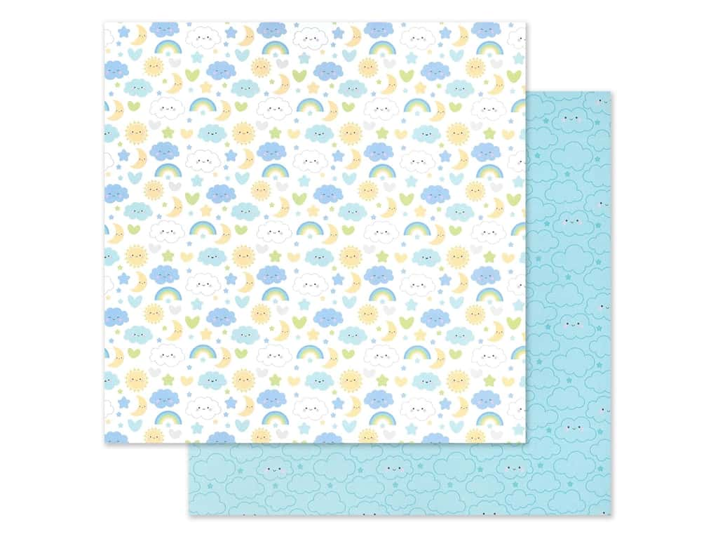 "Doodlebug Collection Special Delivery Paper 12""x 12"" Nighty Night (25 pieces)"