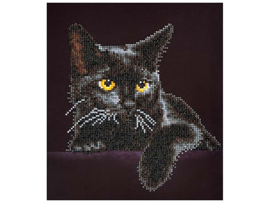 Diamond Dotz Intermediate Kit - Midnight Cat
