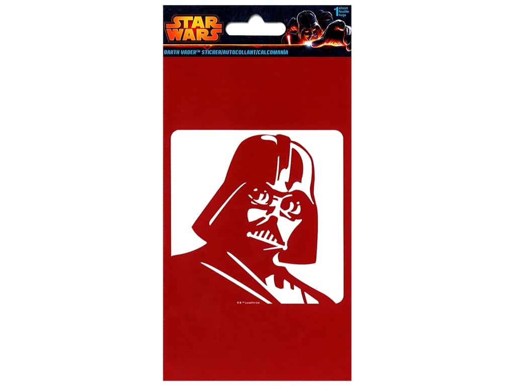 SandyLion Sticker Star Wars Darth Vader