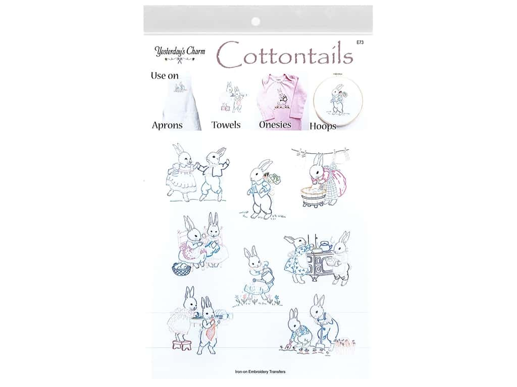 Yesterday's Charm Patterns Cottontails