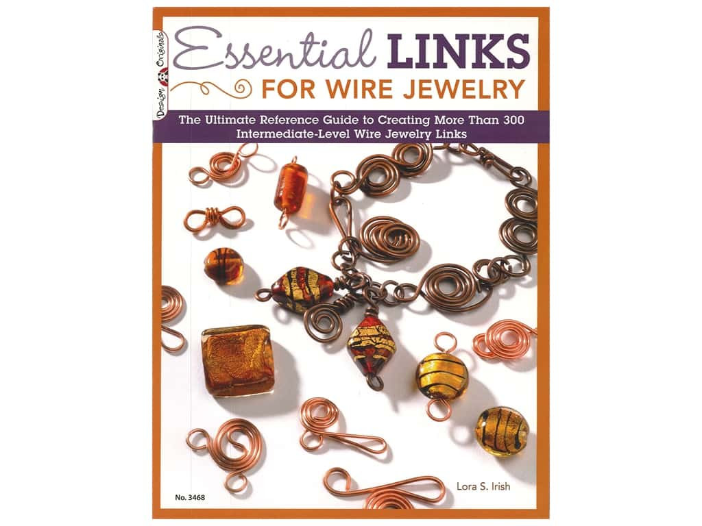 Design Originals Essential Links Wire Jewelry Book
