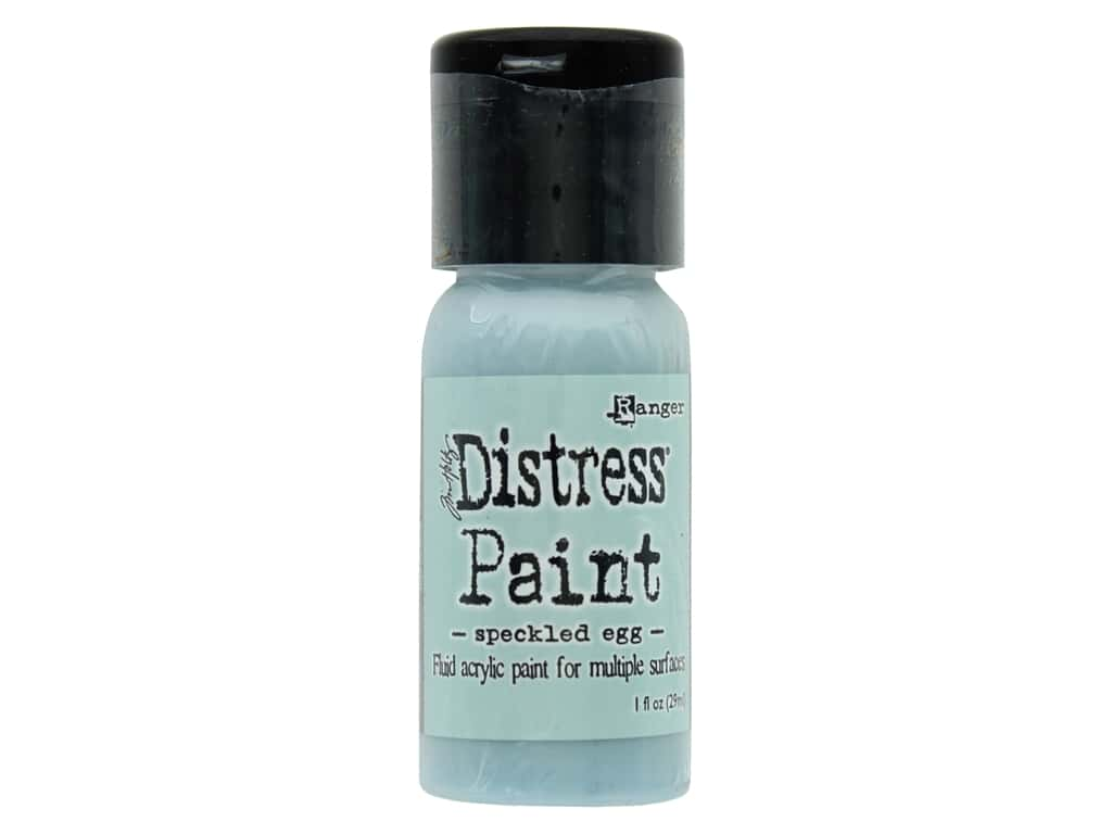 Ranger Tim Holtz Distress Paint Speckled Egg