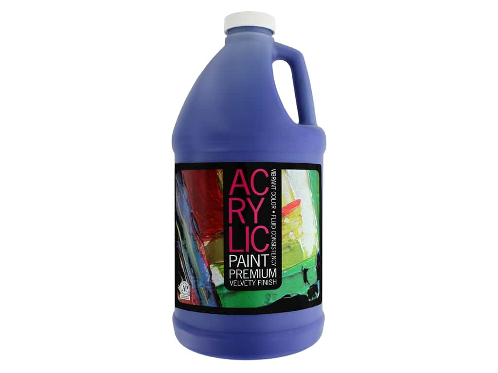 Pro Art Student Acrylic Paint 64 oz. Ultra Blue