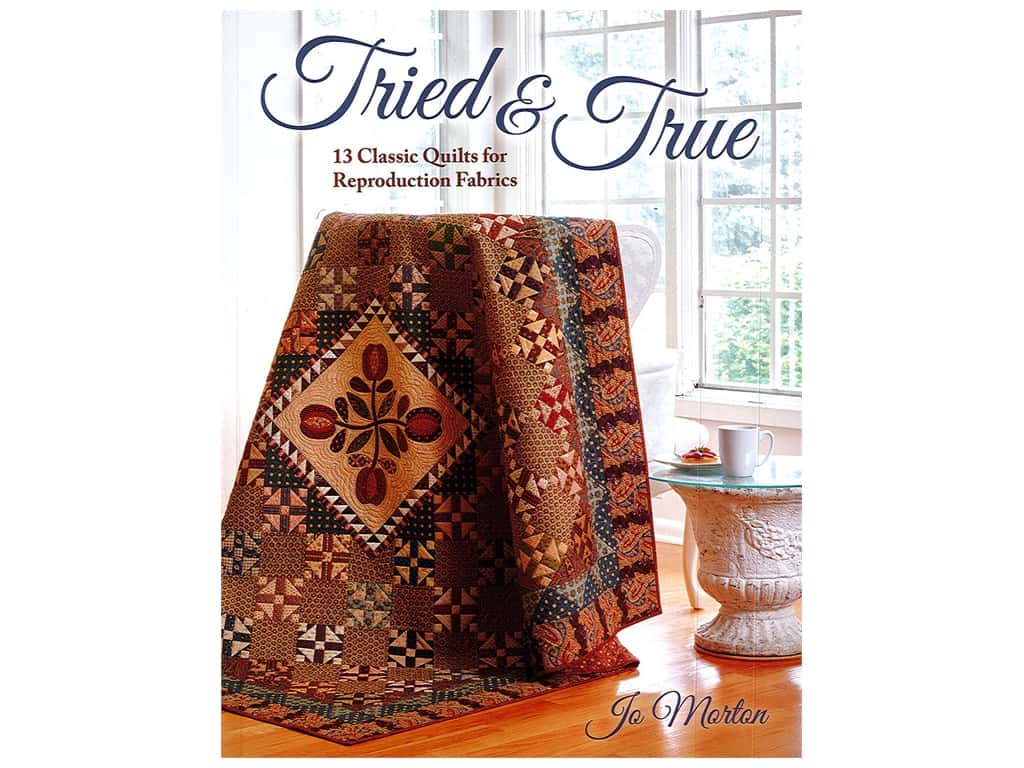 That Patchwork Place Tried & True Book