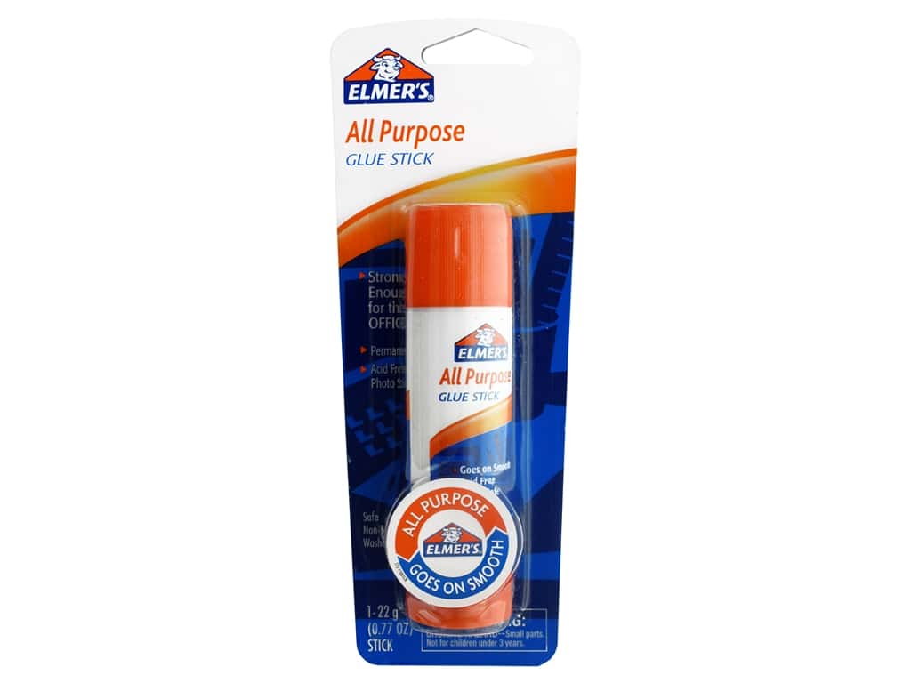 Elmer's All-Purpose Glue Stick .77 oz.