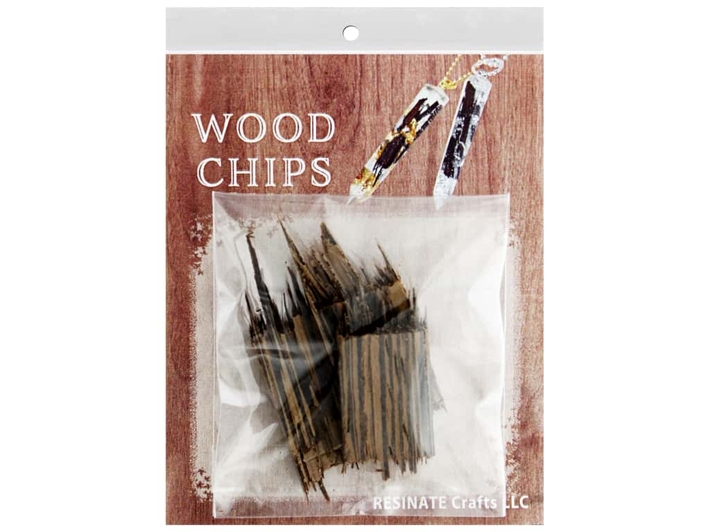 Resinate Wood Chip