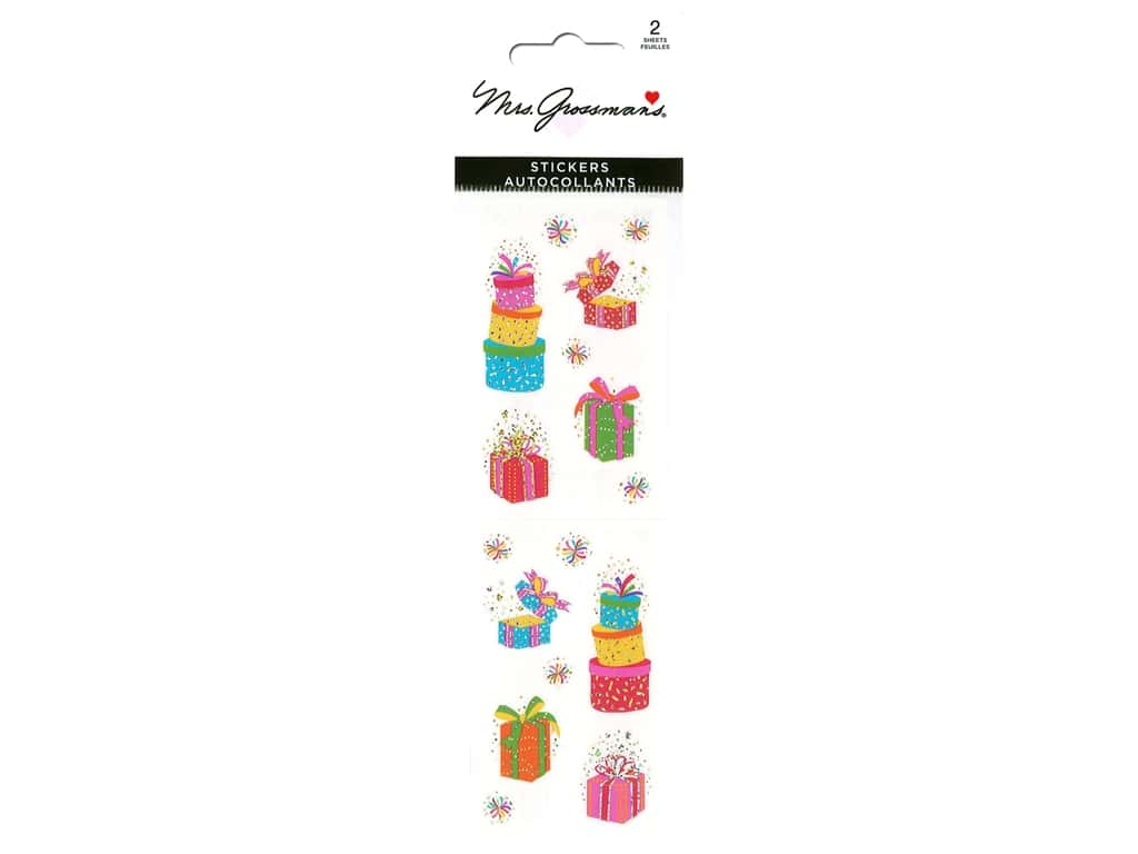 Mrs Grossman's Stickers - Reflections Magical Presents