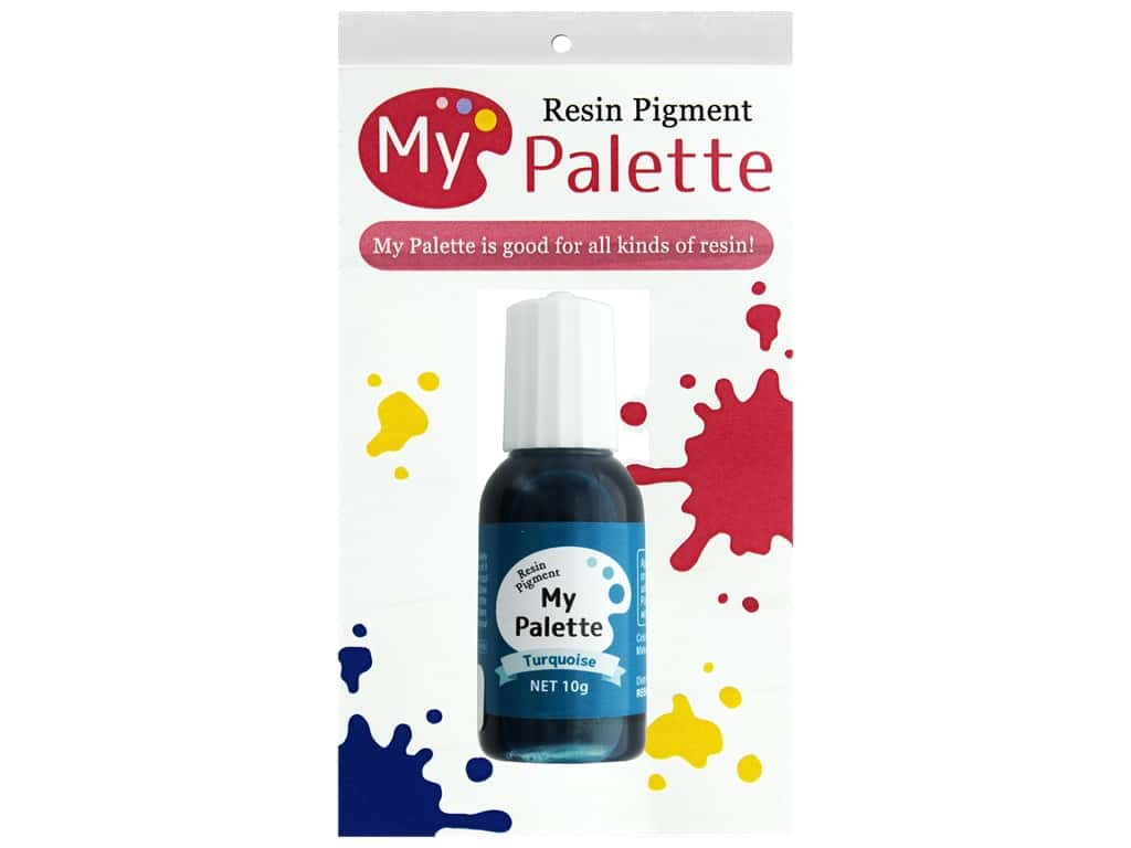 Resinate Accessories My Palette Pigment Ink Turquoise