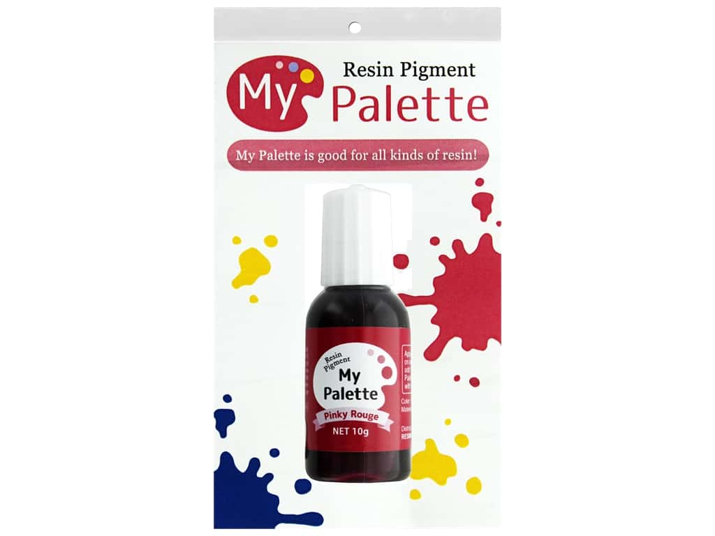 Resinate Accessories My Palette Pigment Ink Pinky Rouge