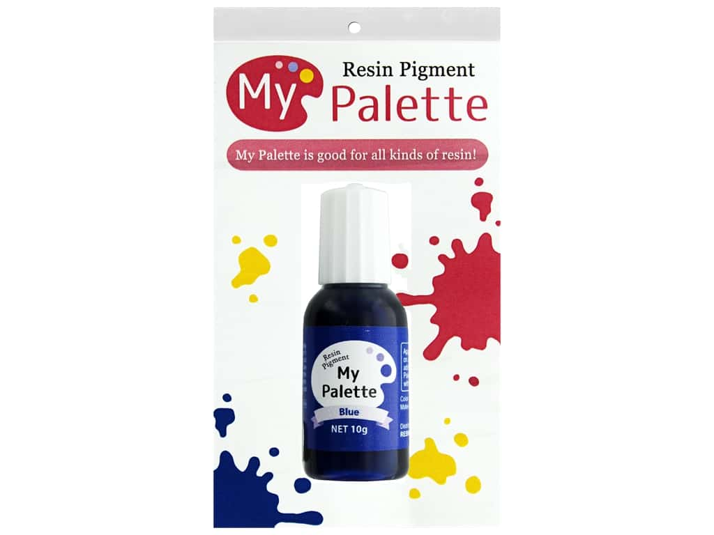 Resinate Accessories My Palette Pigment Ink Blue