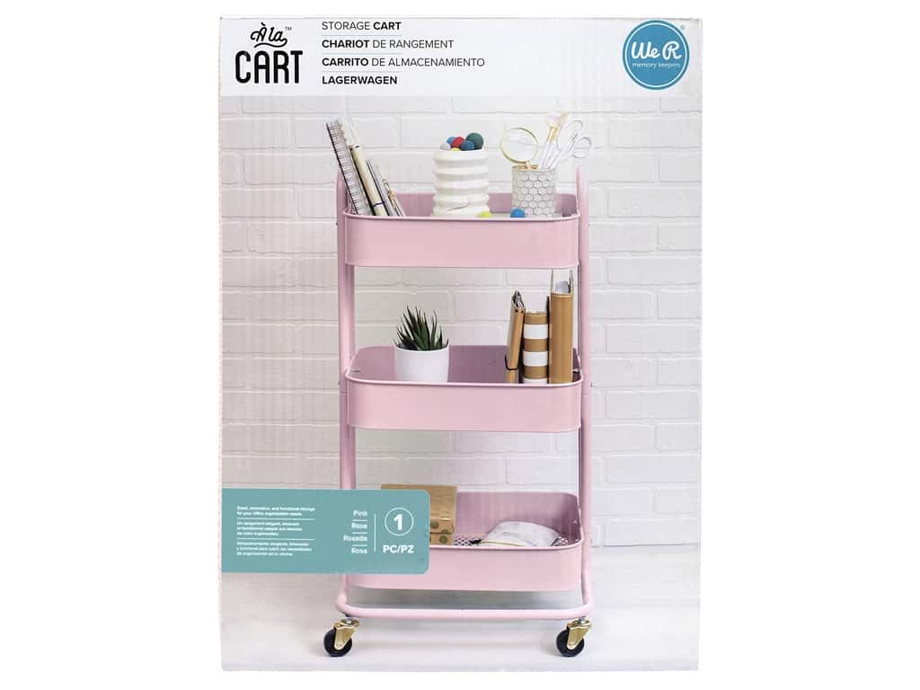 We R Memory A La Cart Storage Pink