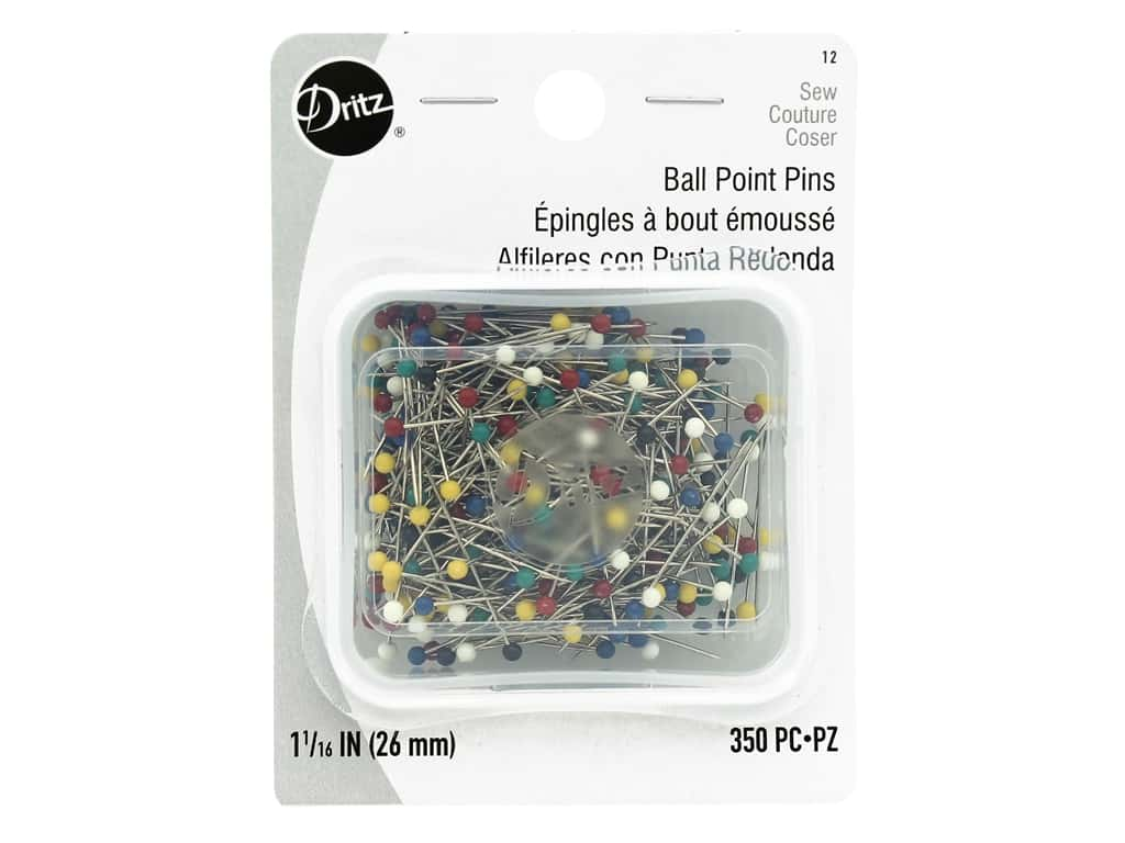 Dritz Ball Point Pins Size 17 350 pc.