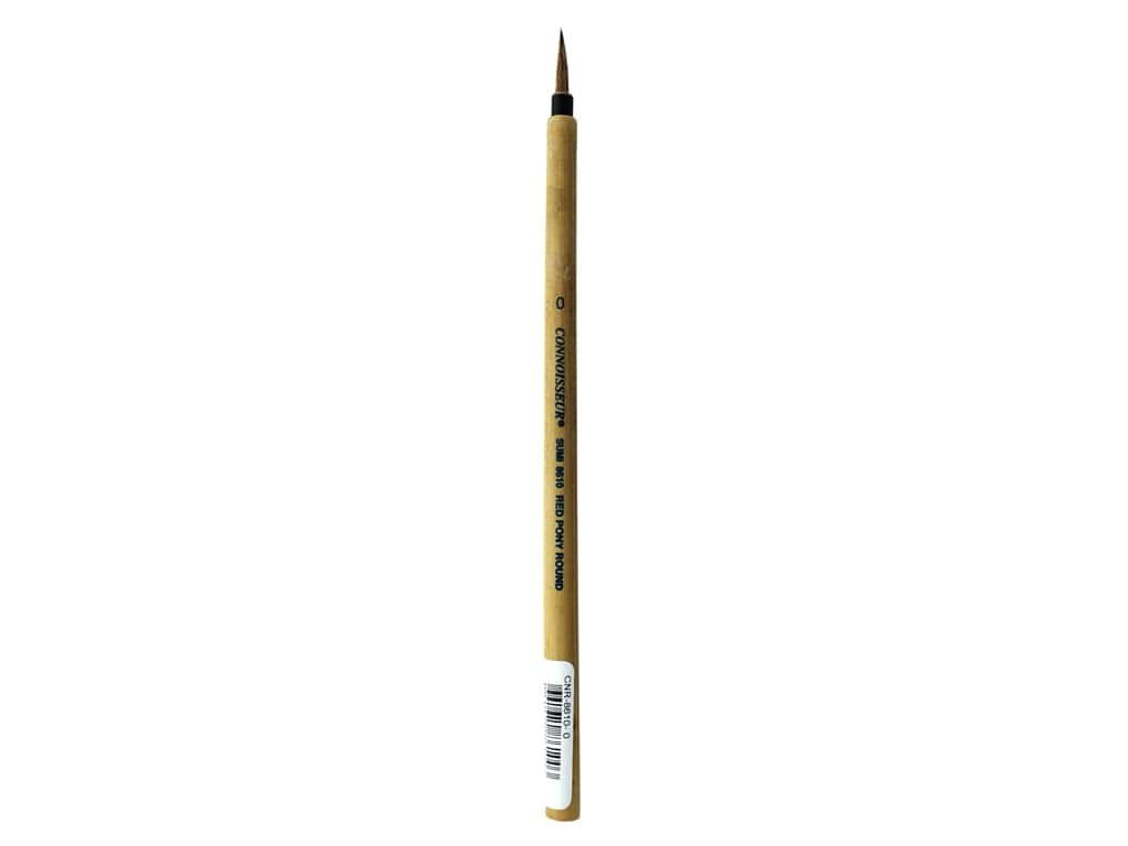 Connoisseur Bamboo Watercolor Brush #0