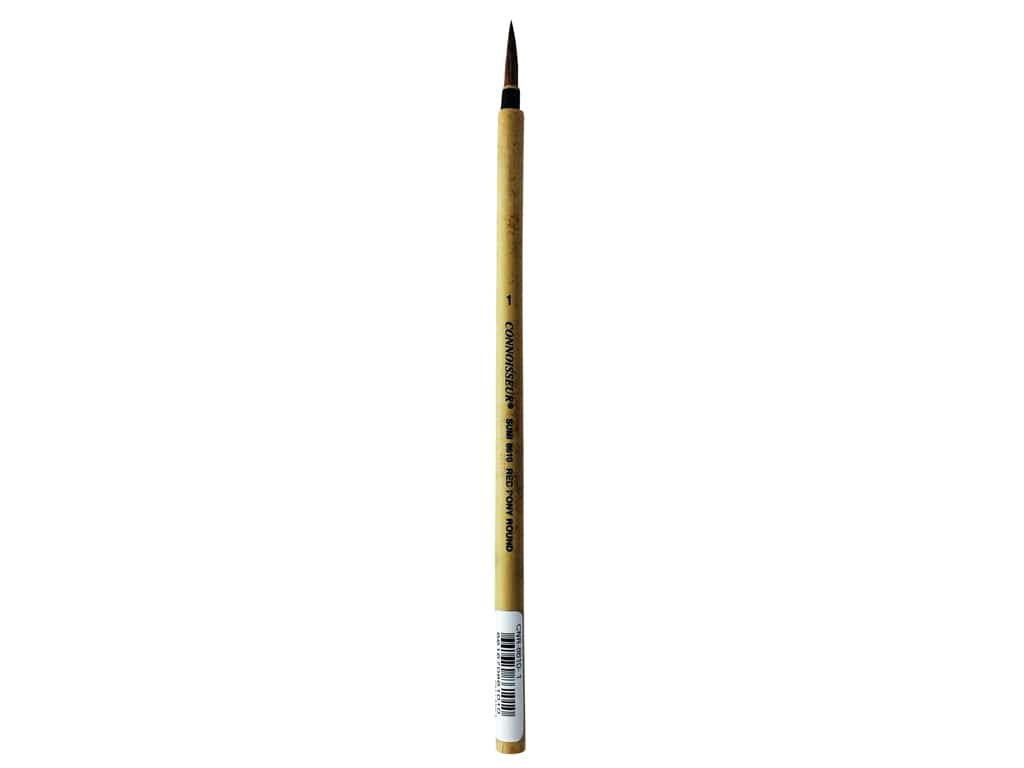 Connoisseur Bamboo Watercolor Brush #1