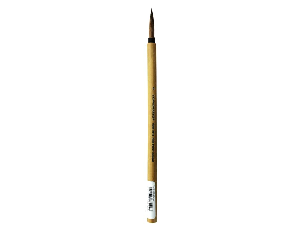 Connoisseur Bamboo Watercolor Brush #4