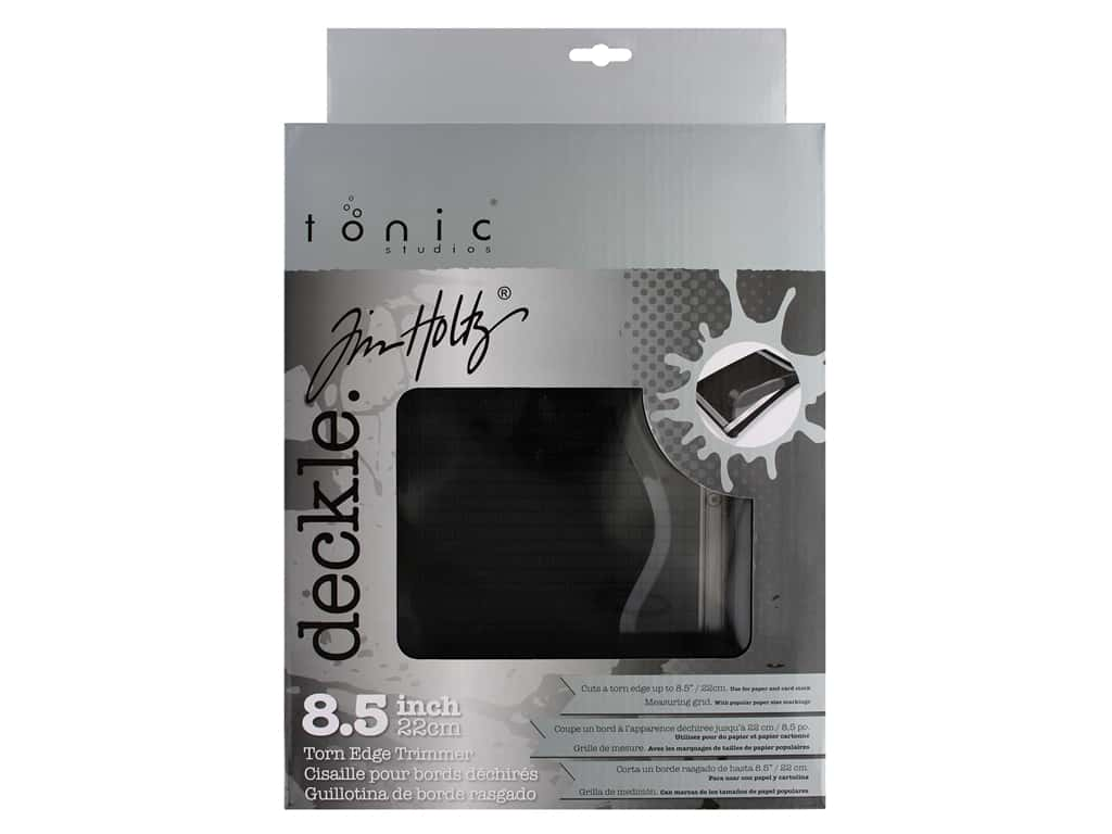 Tonic Studios Tim Holtz 8 1/2 in. Torn Edge Trimmer
