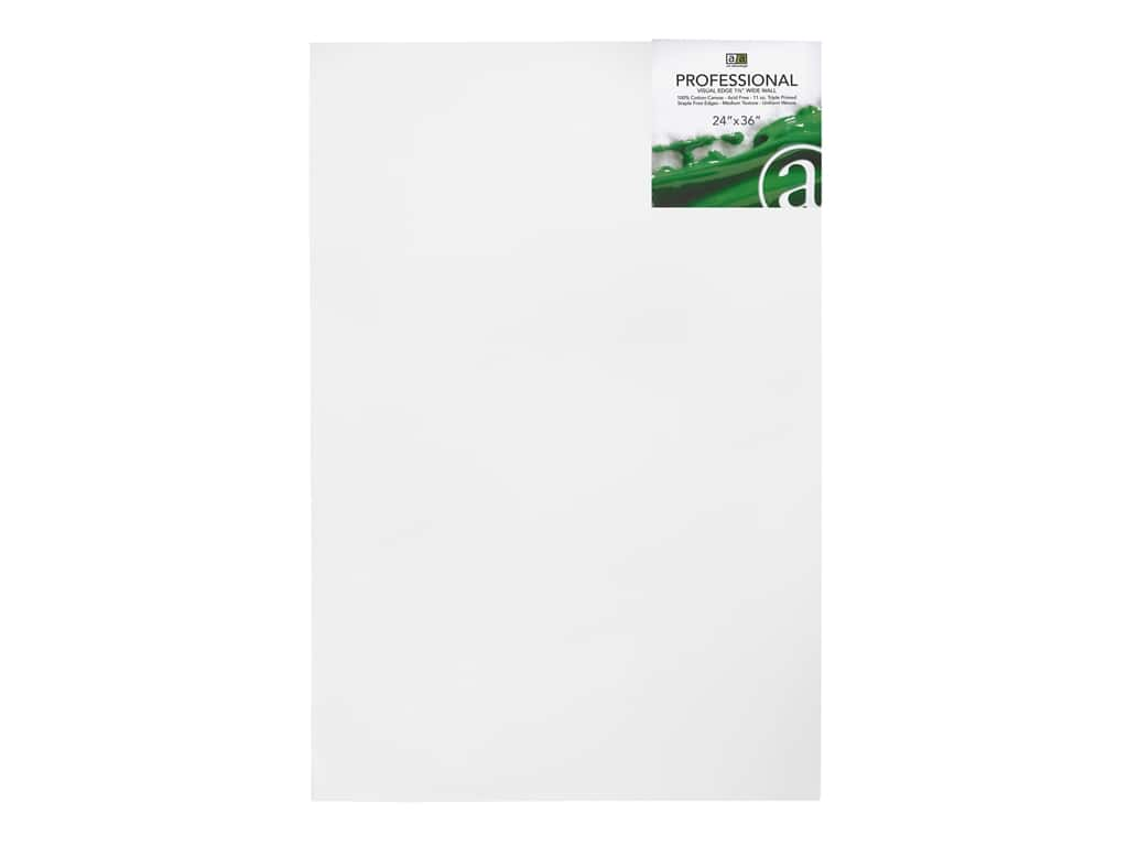 Art Advantage Professional Canvas 24 in. x 36 in. Wide Wall
