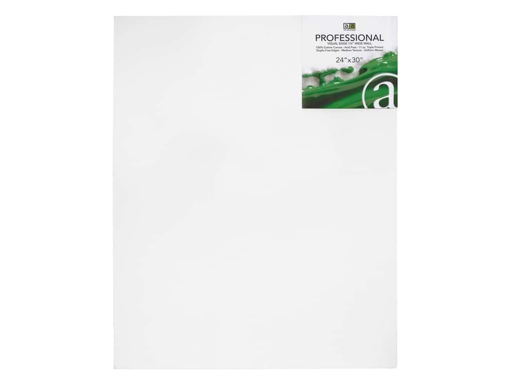 Art Advantage Professional Canvas 24 in. x 30 in. Wide Wall