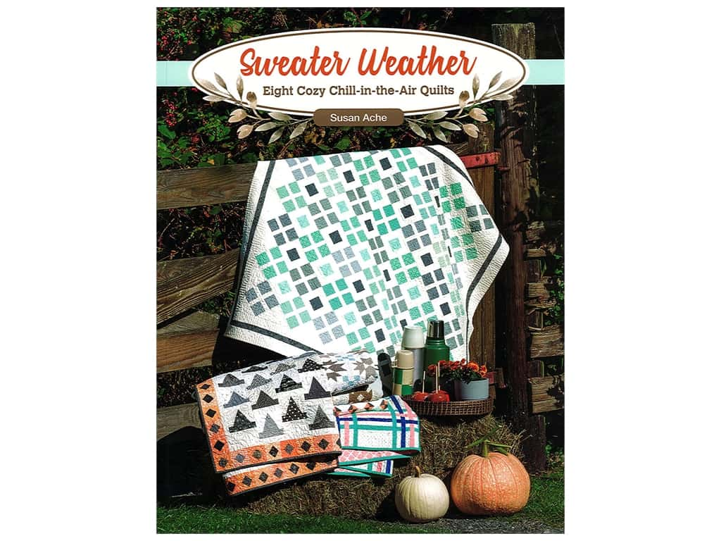 That Patchwork Place Sweater Weather Book