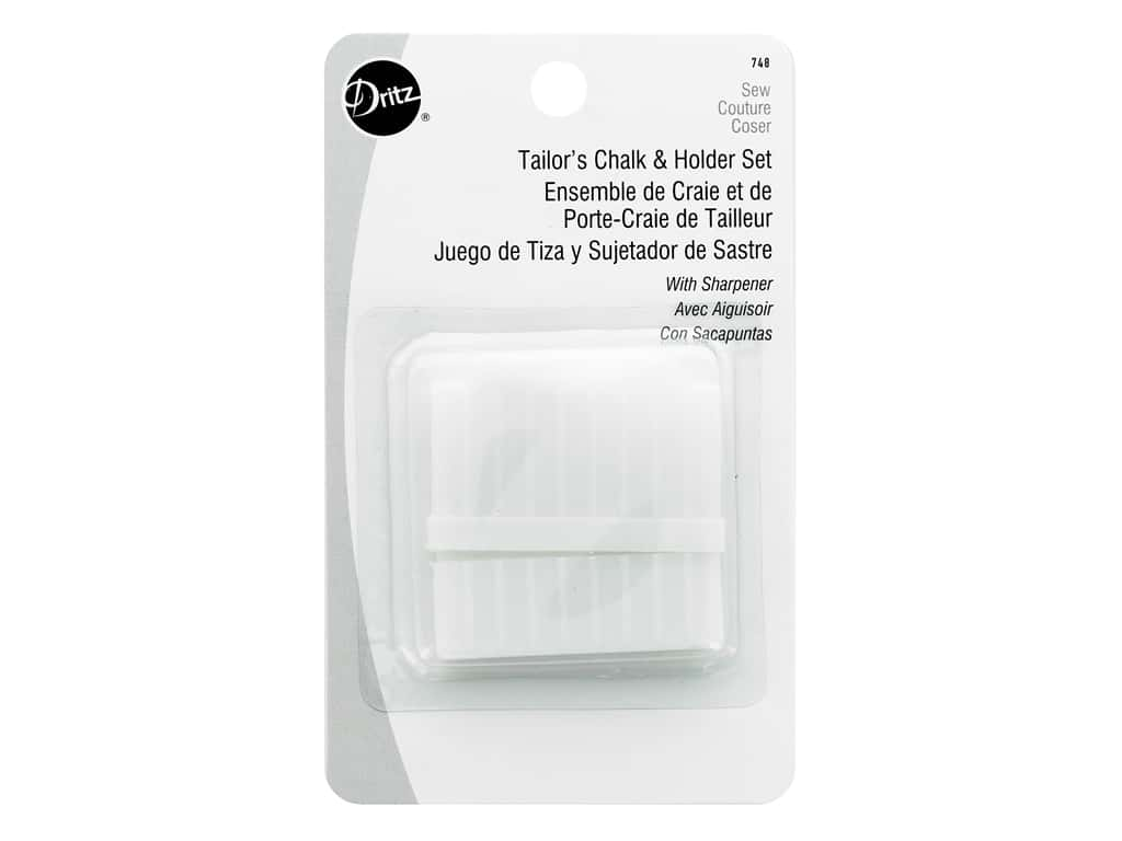 Dritz Tailor's Chalk and Holder