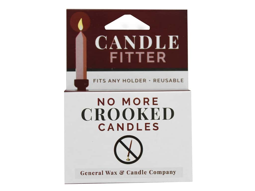 General Wax Candle Fitter 12 pc