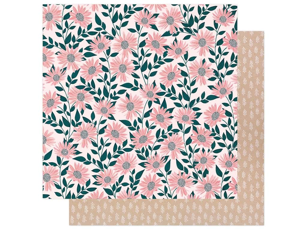 American Crafts Collection Paige Evans Bungalow Lane 12 in. x 12 in. #7 (25 pieces)