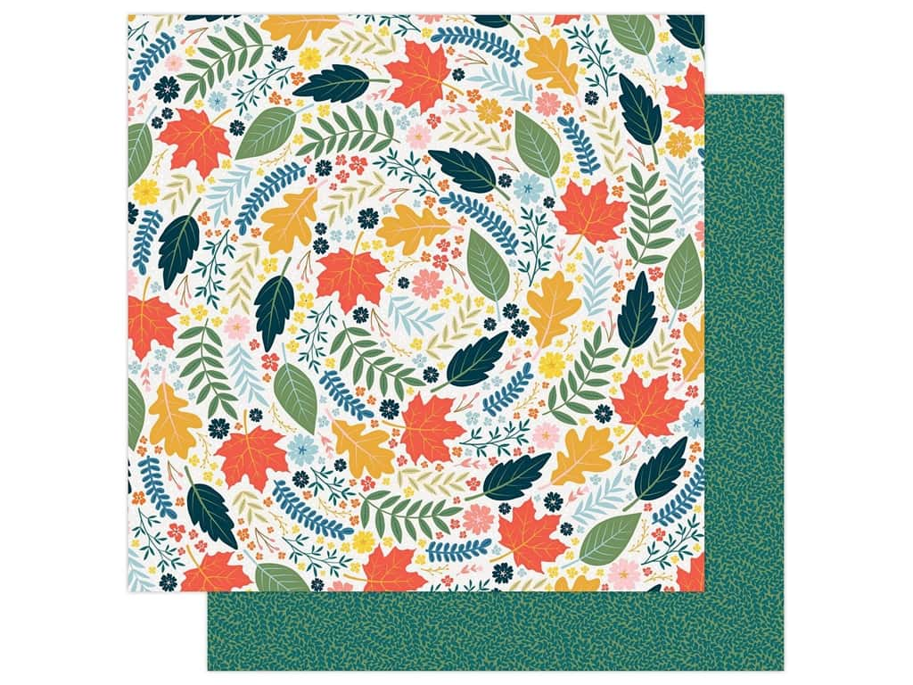 American Crafts Collection Paige Evans Bungalow Lane 12 in. x 12 in. #5 (25 pieces)