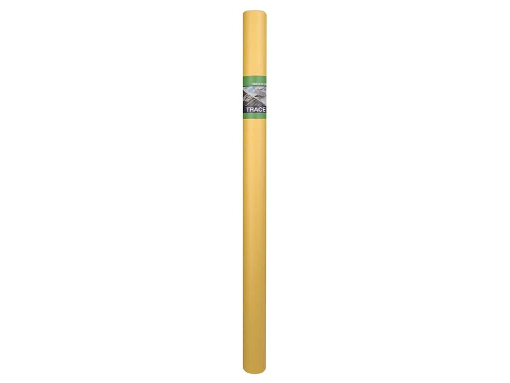 Pro Art Tracing Paper Sketch 24 in. x 20 yd Roll Canary