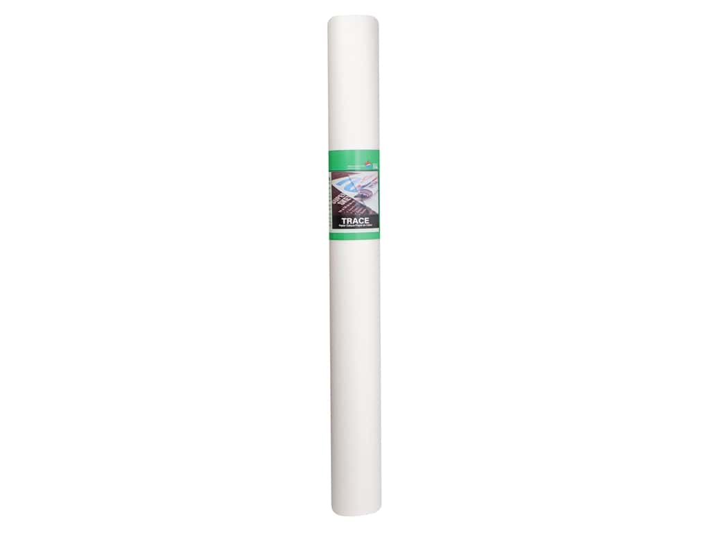 Pro Art Tracing Paper Sketch 21 in. x 50 yd Roll White