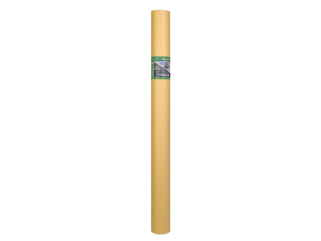 Pro Art Tracing Paper Sketch 24 in. x 50 yd Roll Canary
