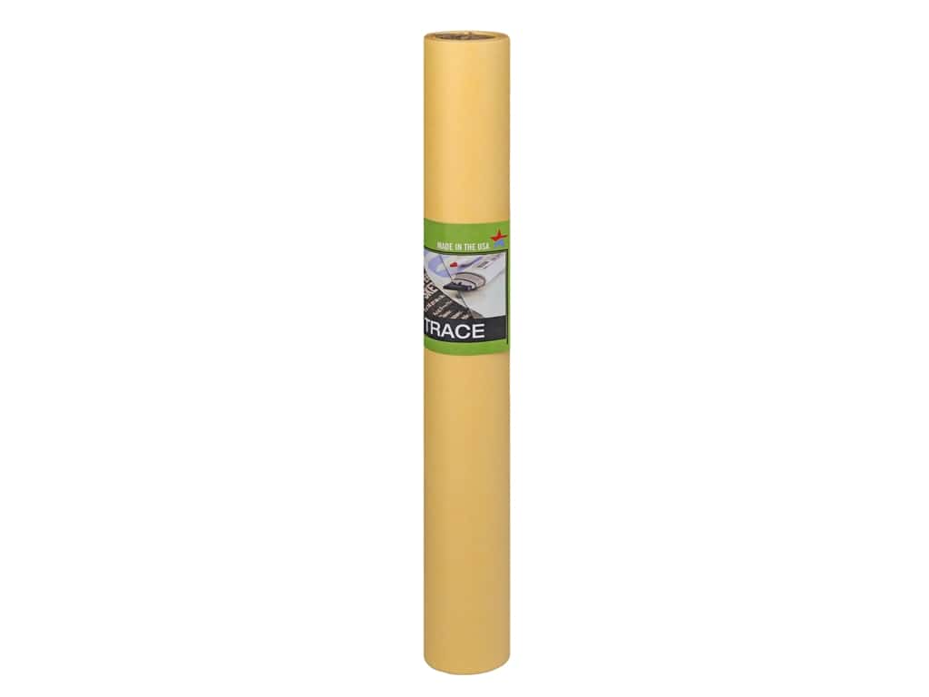 Pro Art Tracing Paper Sketch 12 in. x 20 yd Roll Canary