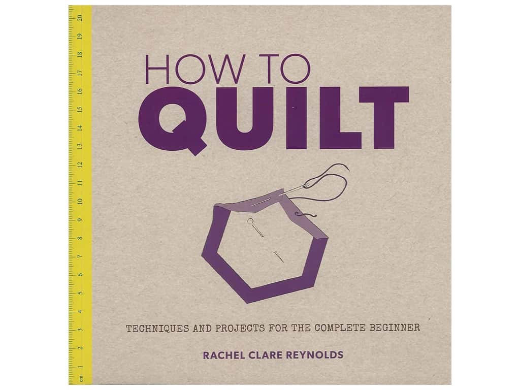 Guild of Master Craftsman Books How To Quilt Book