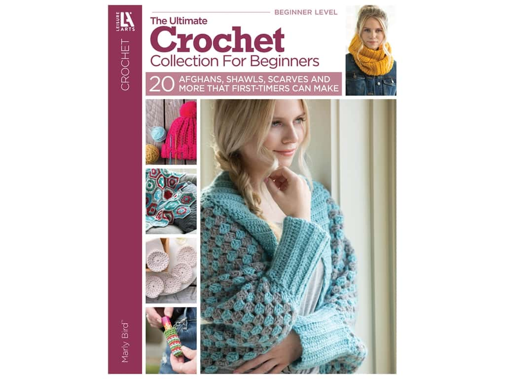 Ultimate Crochet Collection for Beginners Book