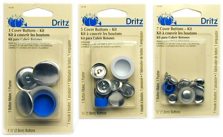 Button kit cover button kit by dritz 78 in brass enerpac for Dritz craft cover button kit size 36