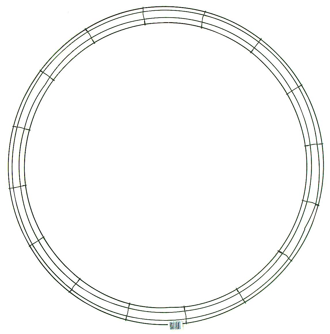 Wire Wreath Form Search Results -- CreateForLess
