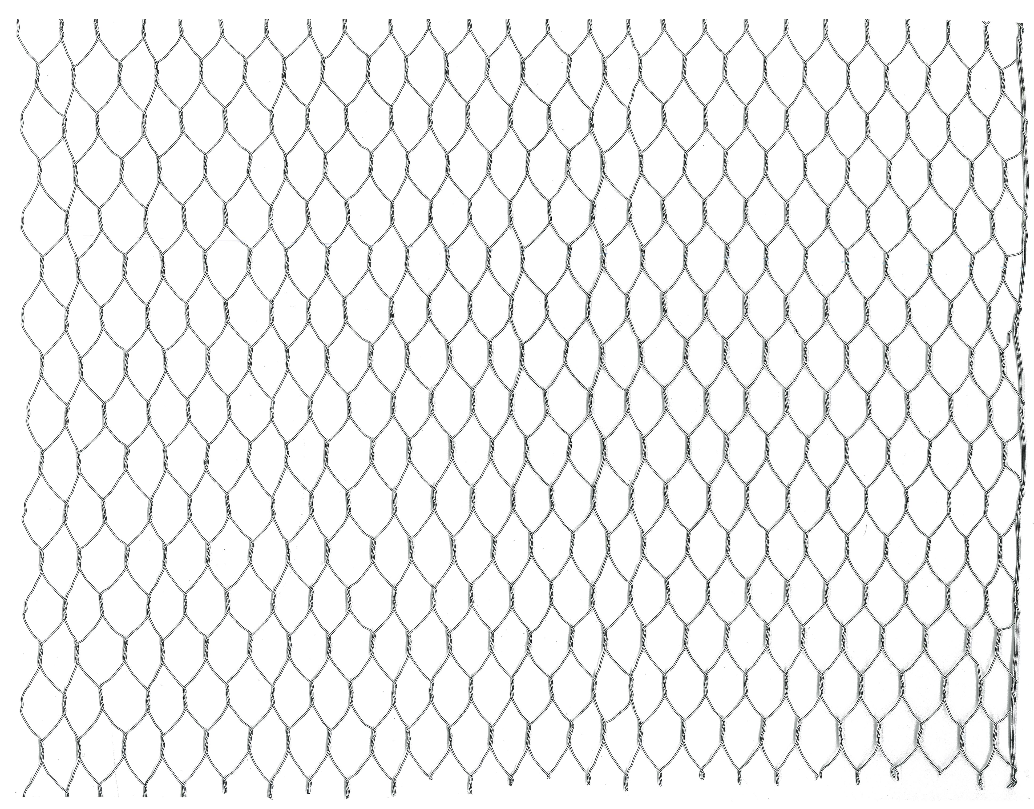 Paper Accents Wire Mesh 1/2\