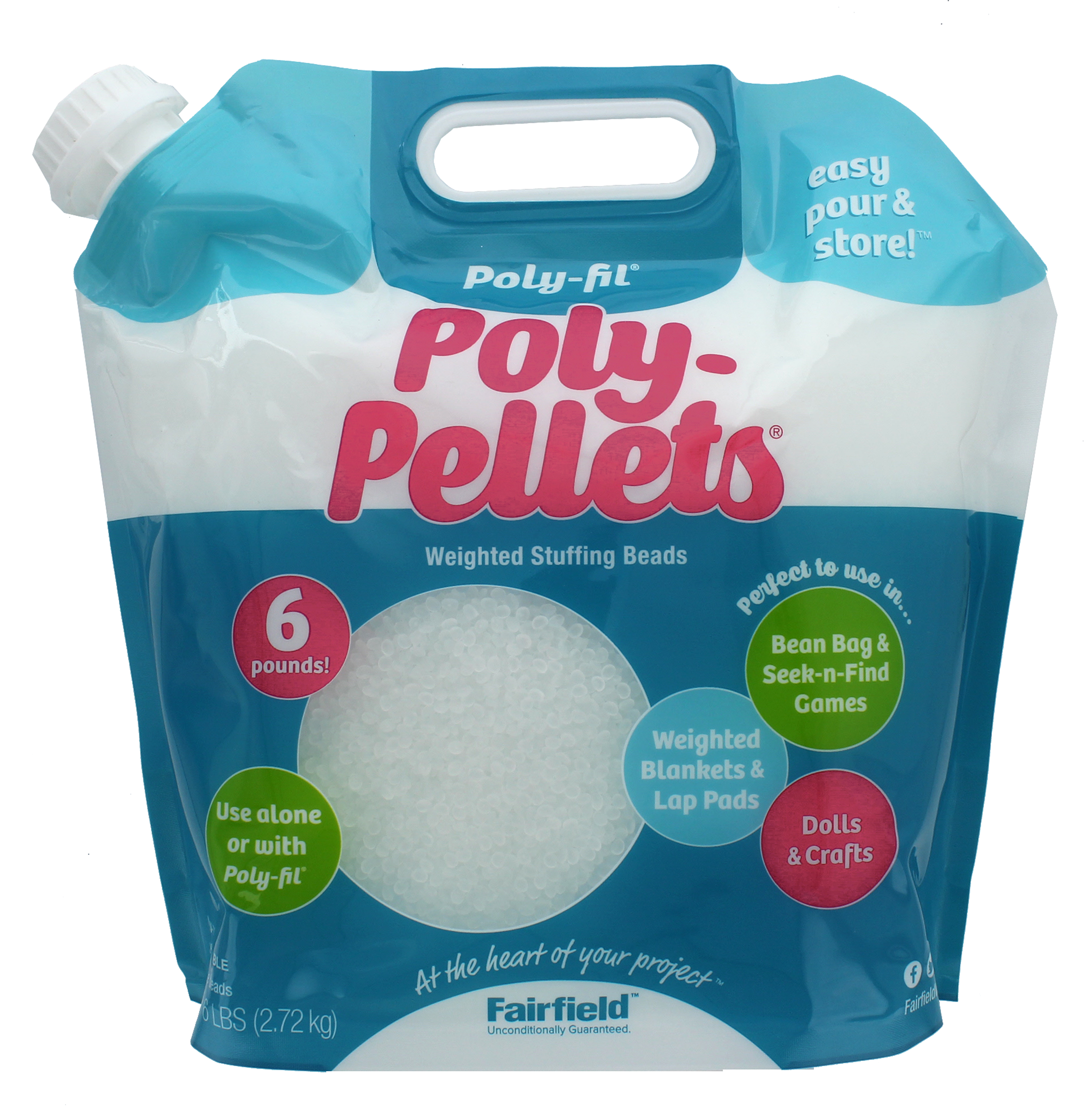 Peachy Fairfield Filler Poly Pellets 6Lb Pdpeps Interior Chair Design Pdpepsorg